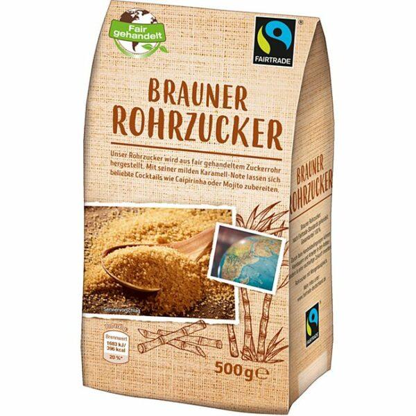 Brauner-Roherzucker