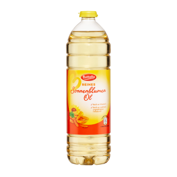Buttella-Sonnenblumenoel