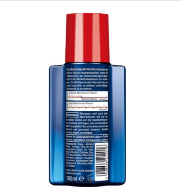 Haarwasser Coffein Liquid, 200 ml-2
