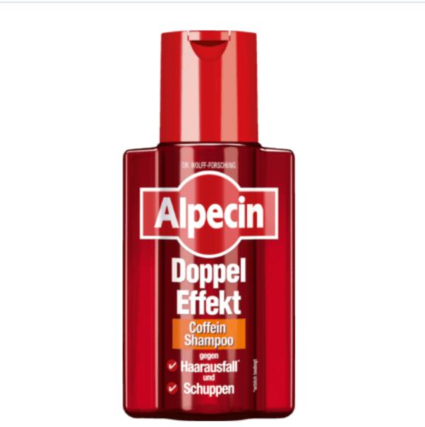 Shampoo Doppel Effekt, 200 ml٢