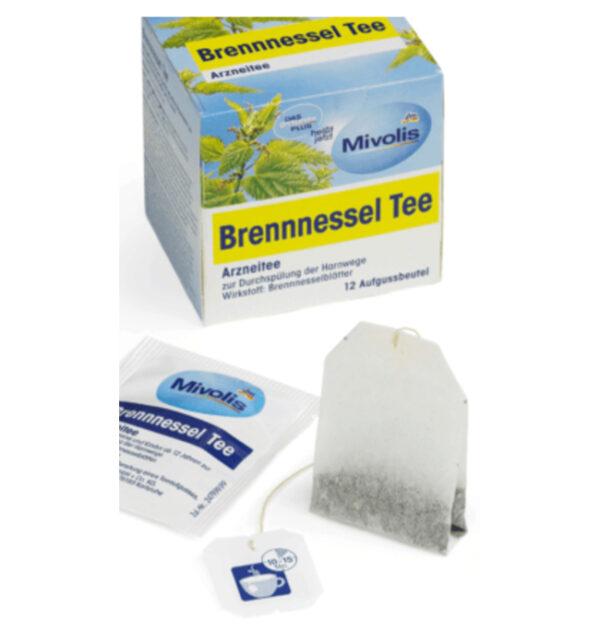 Arznei-Tee, Brennnessel Tee, 21,6 g