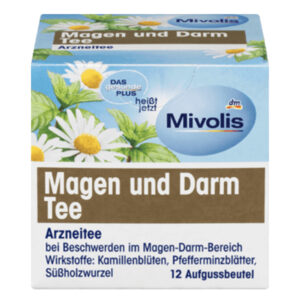 Arznei-Tee, Magen und Darm Tee, 21 g 1