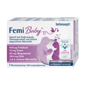 Femi Baby & Weichkapsel 30 St., 61,8 g