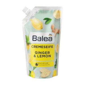 Flüssigseife Ginger & Lemon Nachfüllpackung, 500 ml