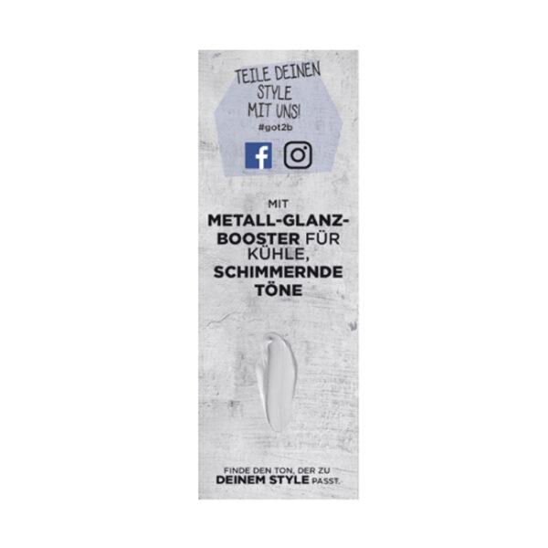 Haarfarbe Metallics Silber M71, 1 St