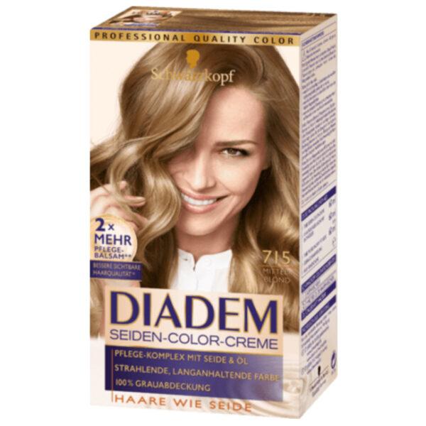 Haarfarbe Mittel-Blond 715, 1 St