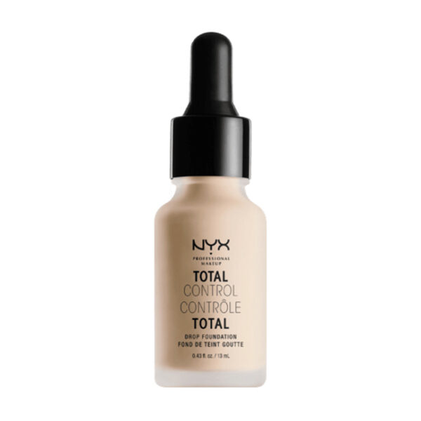 Make-Up Total Control Foundation Natural 07, 13 ml