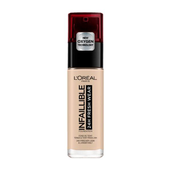 Make-up Infaillible 24H Fresh Wear Porcelain 015, 30 ml