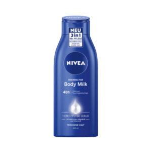 NIVEA Body Milk, 400 ml