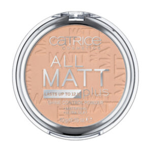 Puder All Matt Plus Shine Control Powder Sand Beige 025, 10 g