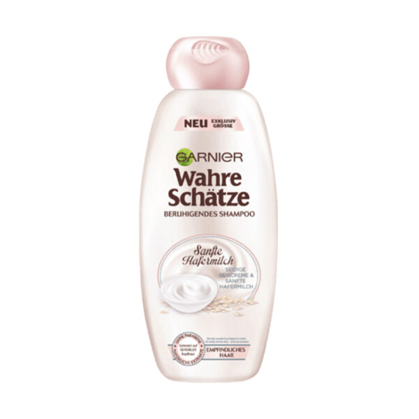 Shampoo Sanfte Hafermilch, 400 ml