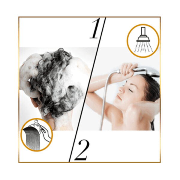 Shampoo Vita Glow Repair&Care XXL, 500 ml