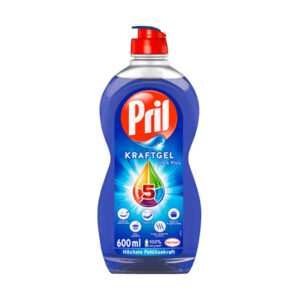 Spülmittel Kraft-Gel Ultra Plus, 600 ml