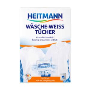 Wäsche-Weiß-Tücher, 20 St