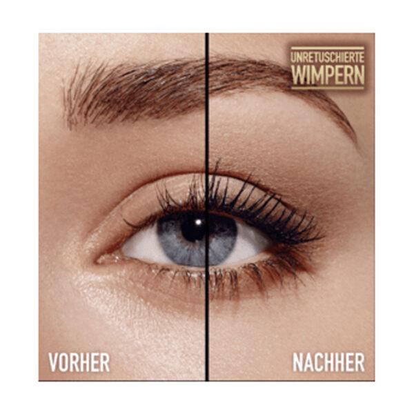 Wimperntusche 2000 Calorie Dramatic Mascara Volume Black, 9 ml