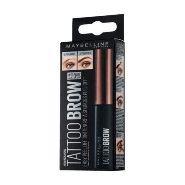 Augenbrauengel Brow Gel Tint dark brown 03, 5 g