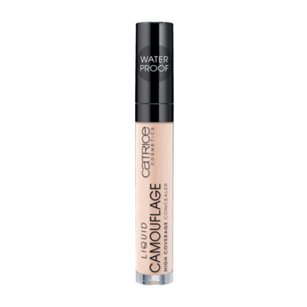 Concealer Liquid Camouflage High Coverage Porcellain 010, 5 ml