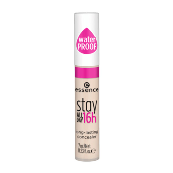 Concealer stay all day 16h long-lasting natural beige 10, 7 ml