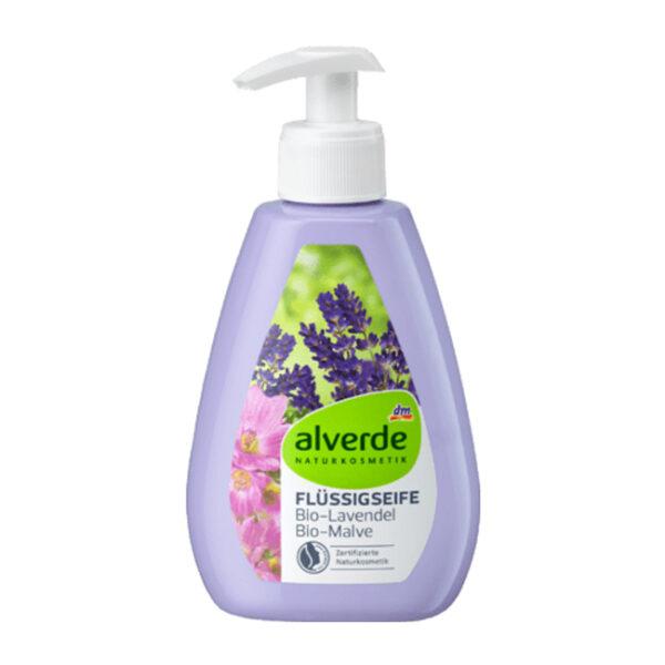 Flüssigseife Lavendel Malve, 300 ml