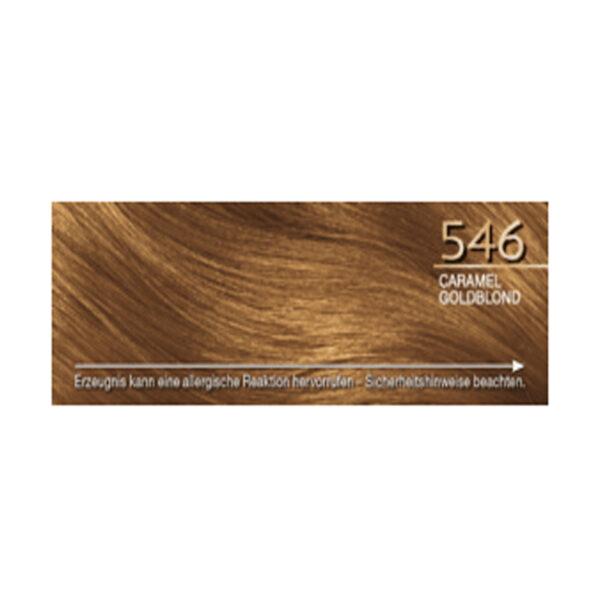 Haarfarbe Caramel Gold Blond 546, 1 St