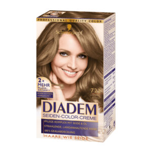Haarfarbe Dunkel-Blond 722, 1 St
