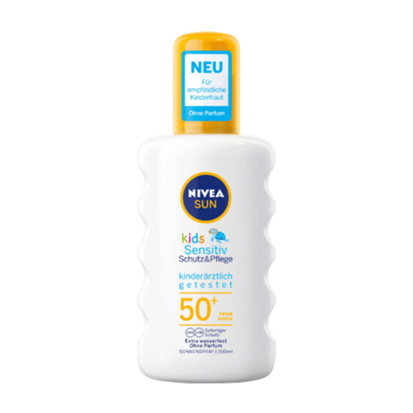 Kids Spray Sensitive LSF 50, 200 ml