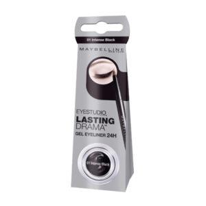 Lasting Drama Gel Eyeliner Black, 3 g