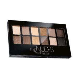 Lidschatten Eyestudio Nudes Palette, 9,6 g
