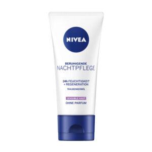 Nachtcreme Essentials Feuchtigkeit & Sensitiv, 50 ml