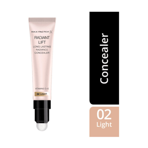 Radiant Lift Concealer Light 2, 7 ml