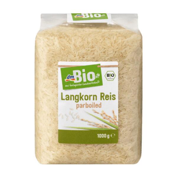 Reis, Langkorn-Reis parboiled, 1 kg