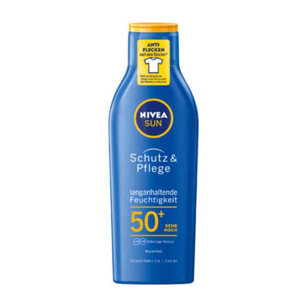 Sonnenmilch Schutz & Pflege LSF 50+, 200 ml