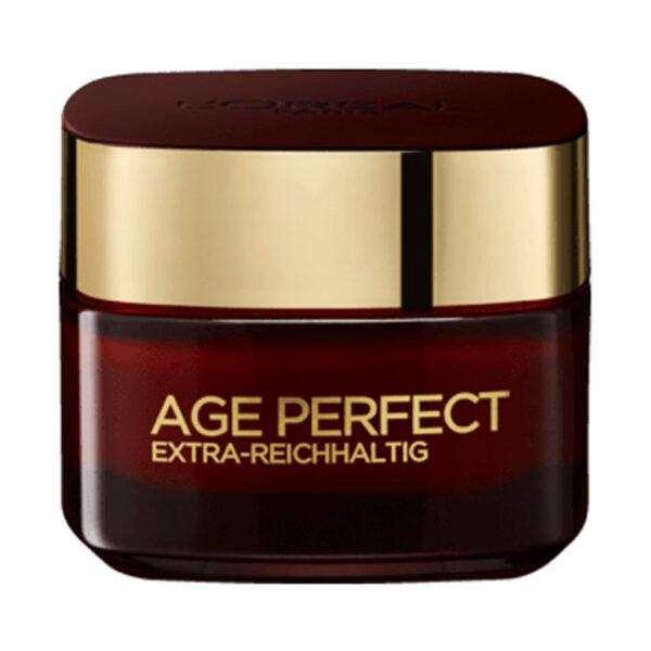 Tagescreme AGE PERFECT Extra Reichhaltig Manuka Honig, 50 ml