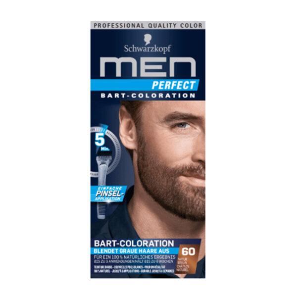 Tönung Bart 60 Natur Braun,