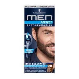 Tönung Bart 80 Natur Schwarzbraun