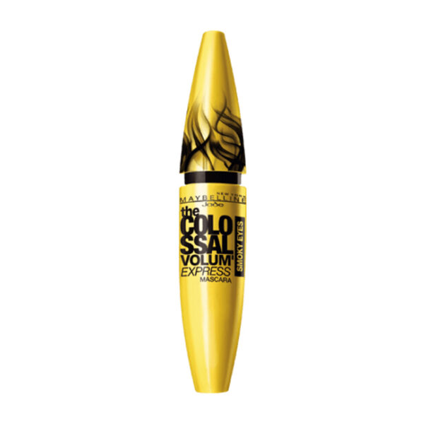 Wimperntusche Volum' Express Colossal Smoky Mascara Dangerous Smoky Black, 9,5 ml