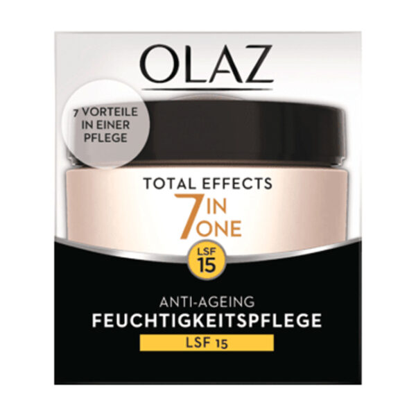 Tagespflege Total Effects, 50 ml