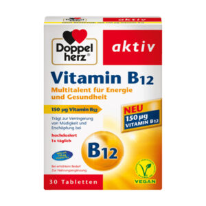 Vitamin B12 Tabletten 30 St., 8,4 g