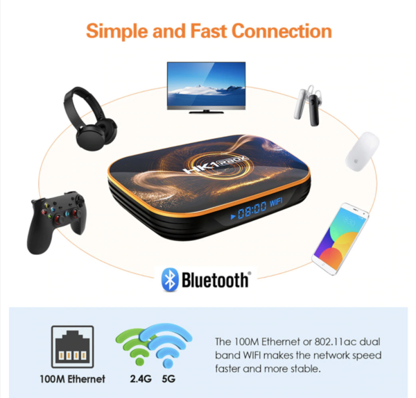 Android TV box1