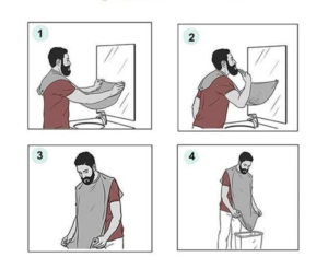 Beard Apron Care Clean-9