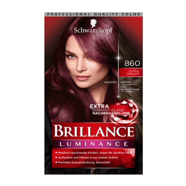 Haarfarbe Ultraviolett Luminance 860, 1 St