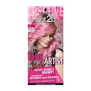Tönung Farb/Artist Flamingo Pink 093 , 1 St