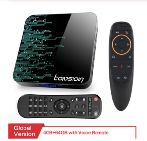 Android TV box-64g-4g