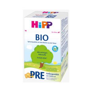 Anfangsmilch Pre Bio von Geburt an, 600 g