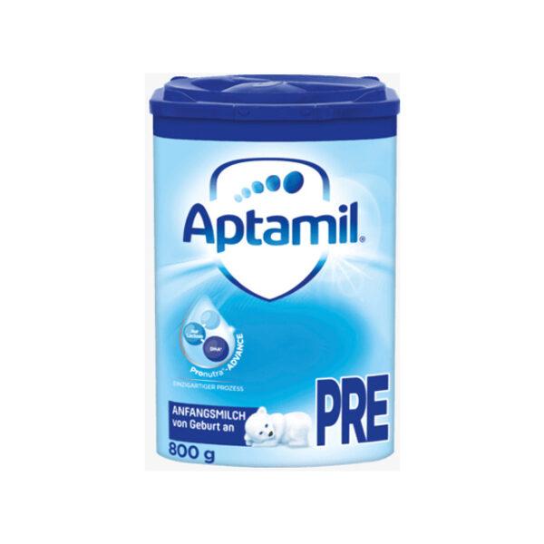Anfangsmilch Pre Pronutra von Geburt an, 800 g