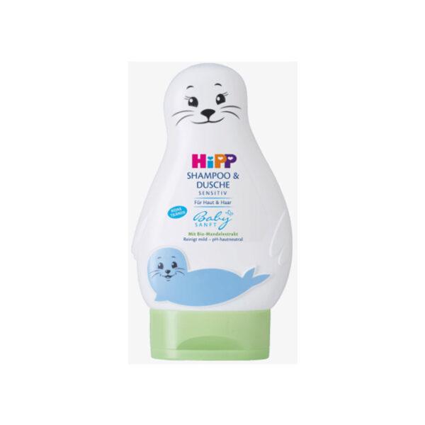 Babysanft Shampoo & Dusche, 200 ml