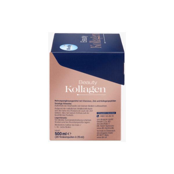 Beauty Kollagen, Trinkampullen 20 St., 500 ml