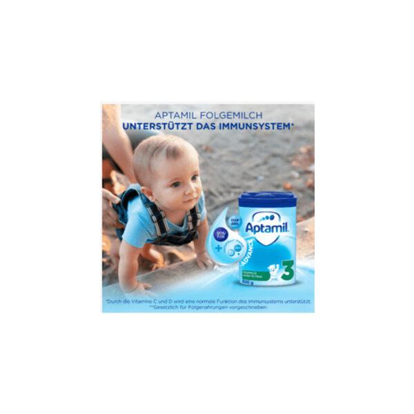 Folgemilch 3 Pronutra ab dem 10. Monat, 800 g