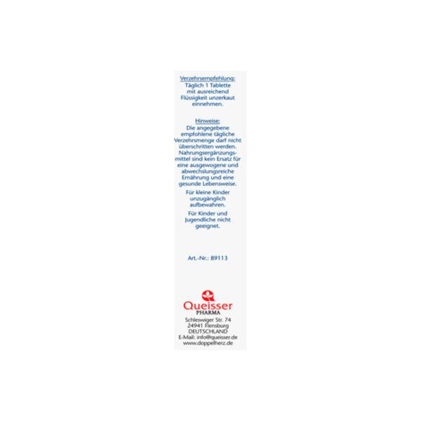 Haut + Haare + Nägel Tabletten, 21,4 g