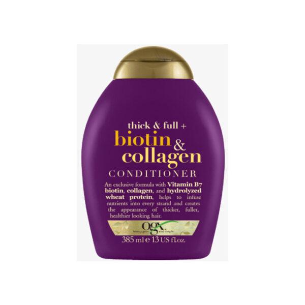 Spülung Thick&Full Biotin & Collagen, 385 ml